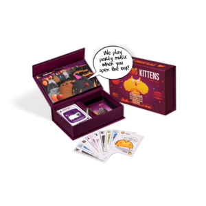 Exploding Kittens Exploding Kittens: Party Pack