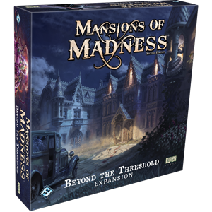 Fantasy Flight Games Mansions of Madness 2nd Edition: Beyond the Threshold