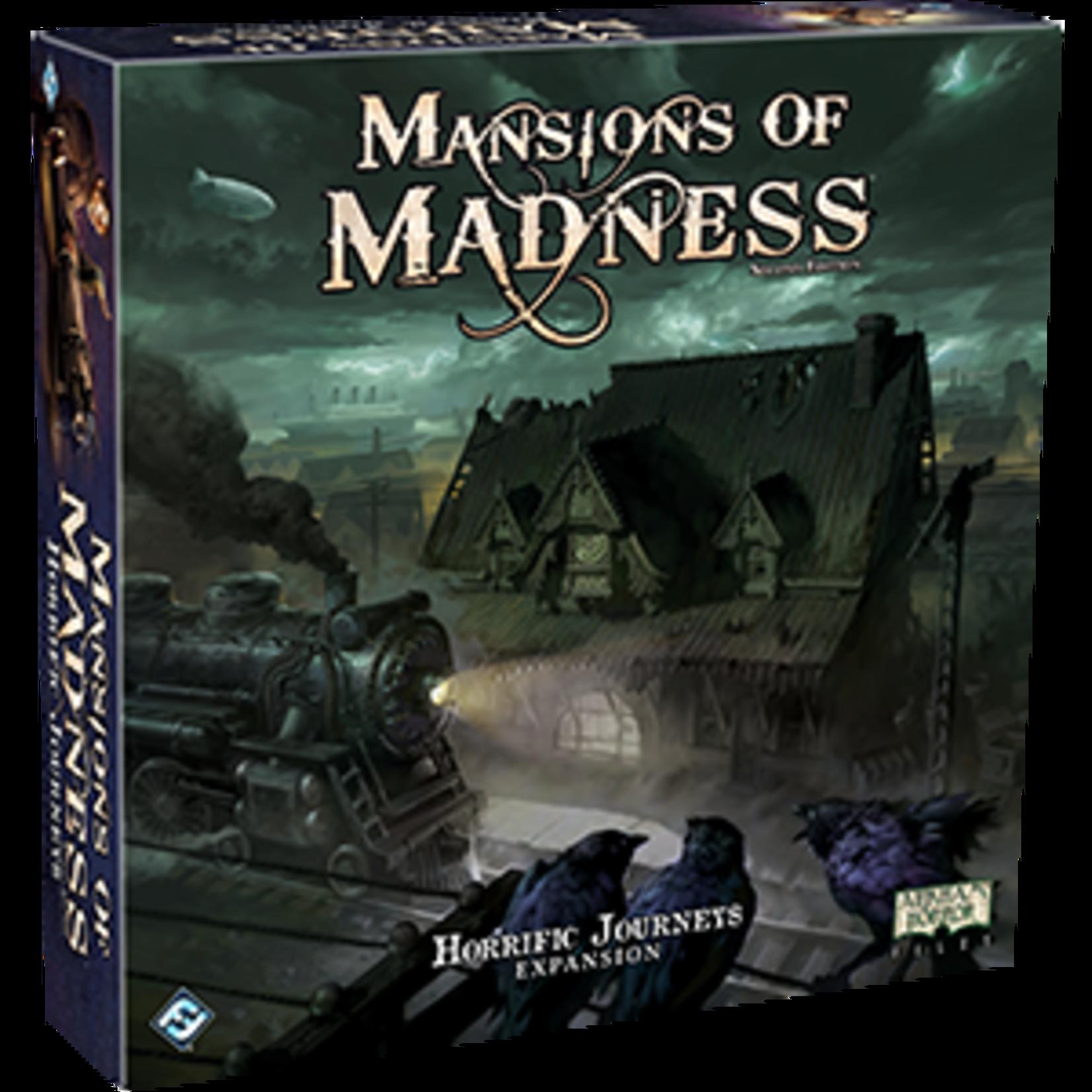 Fantasy Flight Games Mansions of Madness 2nd Ed: Horrific Journeys Expansion