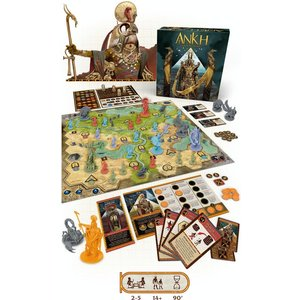 CMON Ankh: Gods of Egypt (KS - Preorder)
