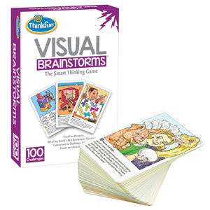 ThinkFun Visual Brainstorms