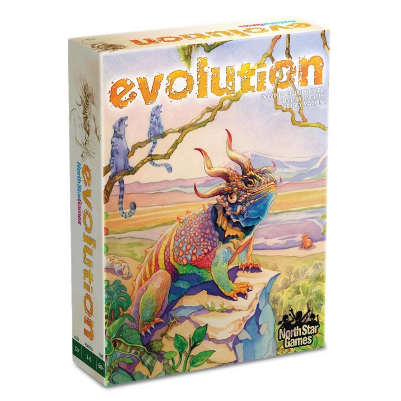 North Star Evolution (New box)
