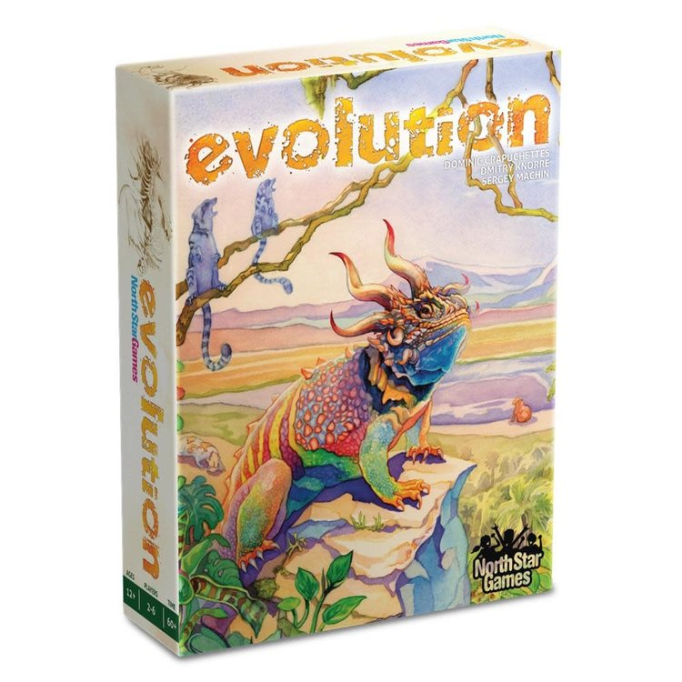 North Star Evolution (New box)