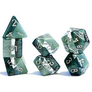GateKeeper Gate Keepers Dice: Polyhedral Dice Set - Supernova: Adamantine