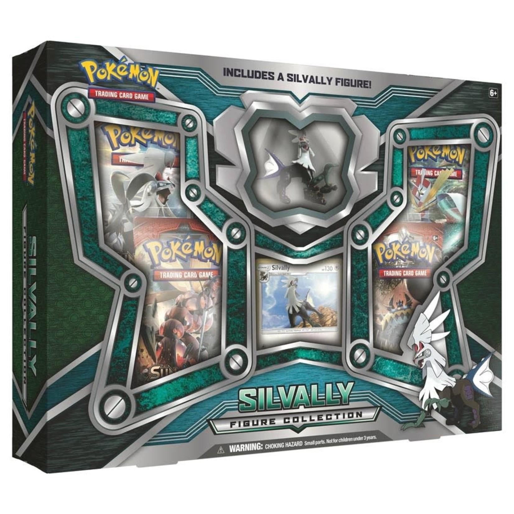 Pokemon International PKM : Silvally Figure Collection