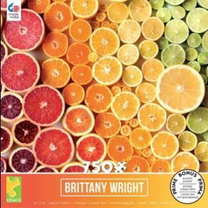 ceaco Ceaco - 750 Piece Puzzle: Brittany Wright - Citrus Gradient
