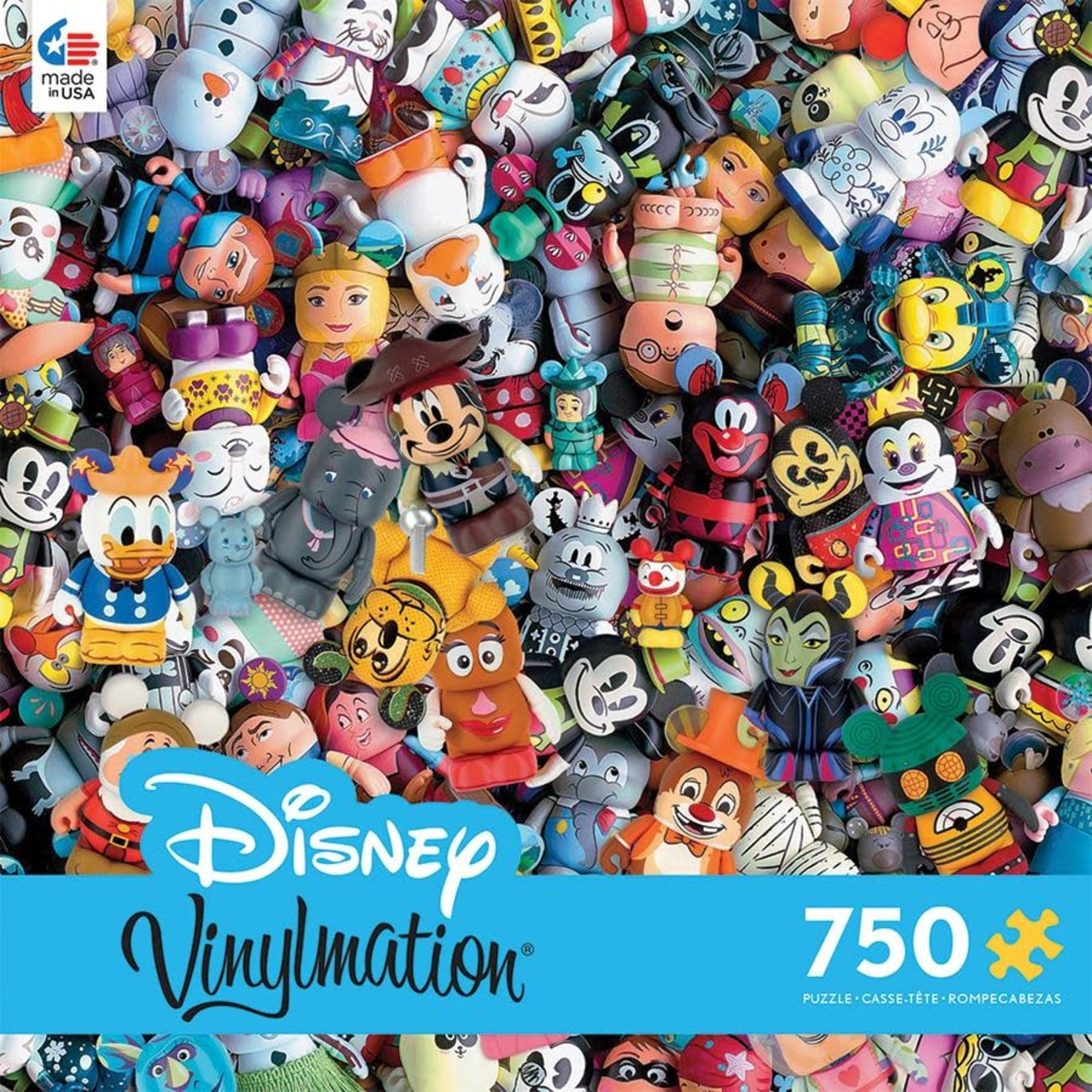 ceaco Ceaco - 750 Piece Puzzle: Disney Collection - Vinylmation