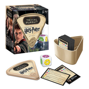 USAoploy World of HARRY POTTER Trivial Pursuit