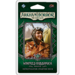 Fantasy Flight Games Arkham Horror LCG: Winnifred Habbamock Investigator Starter Deck