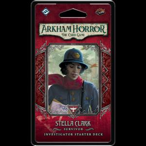Fantasy Flight Games Arkham Horror LCG: Stella Clark Investigator Starter Deck