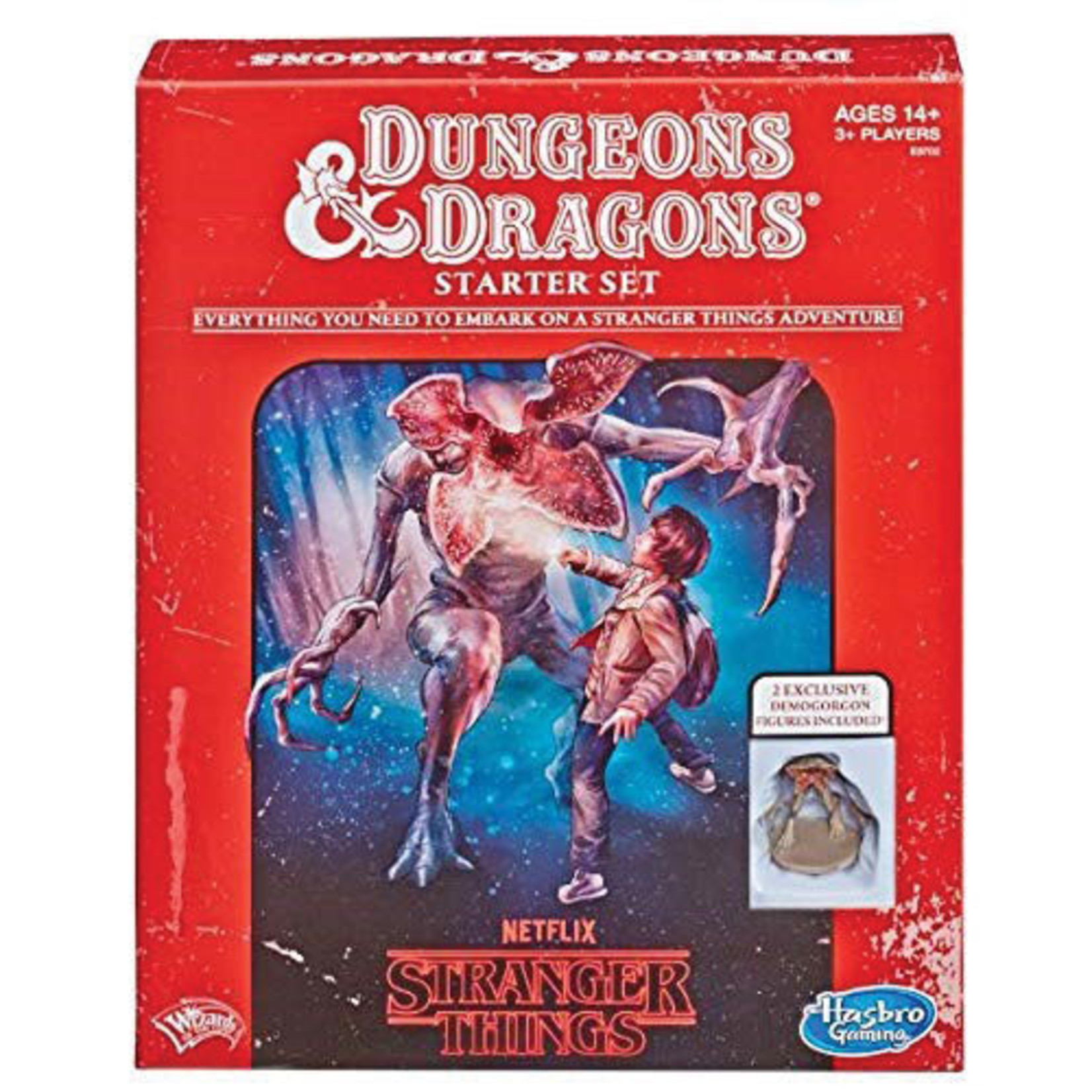 Hasbro Dungeons & Dragons Fifth Edition: Stranger Things Starter Set