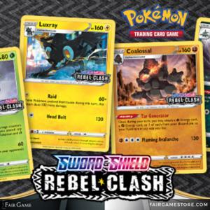 Pokemon Rebel Clash Virtual Prerelease Event