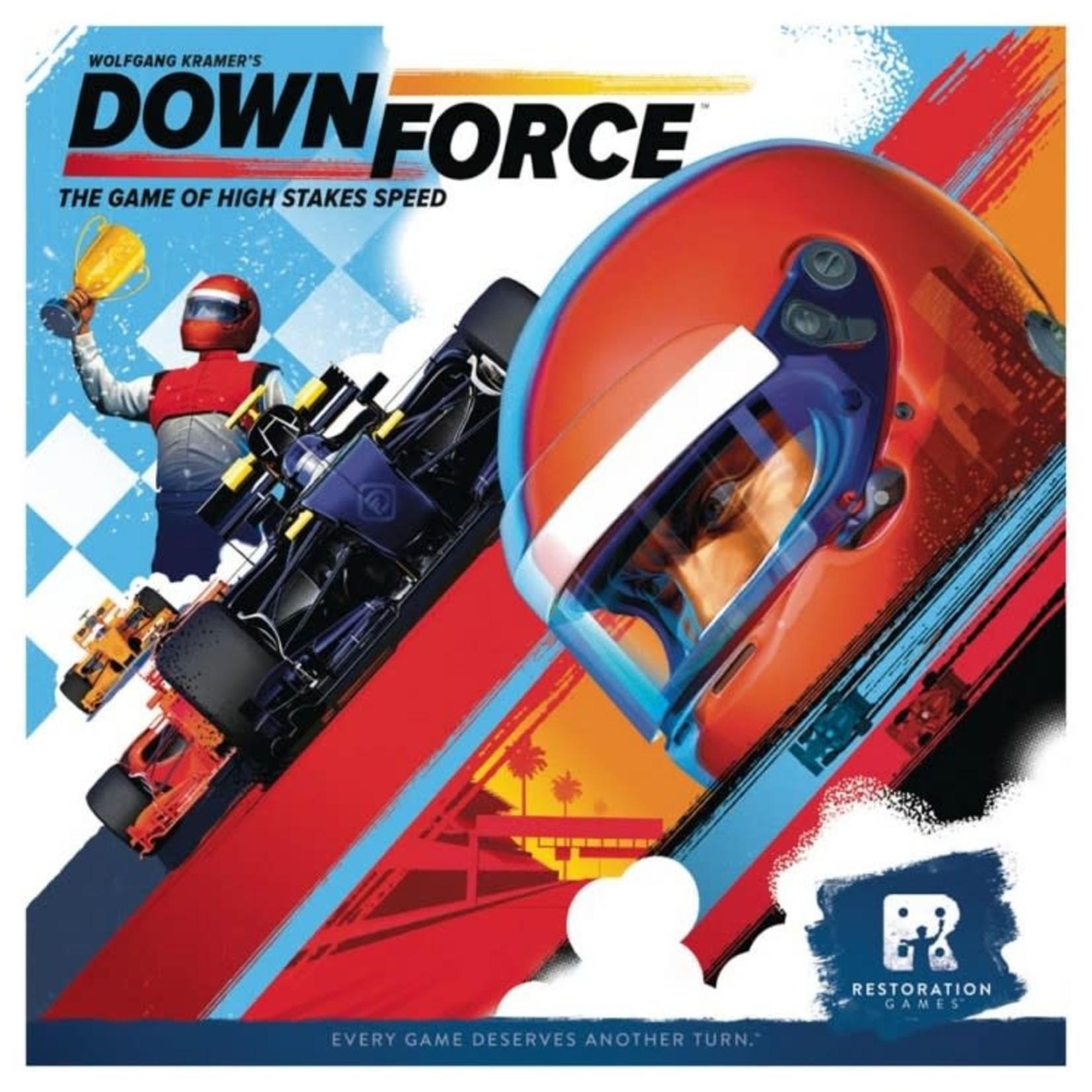 Restoration Games Downforce