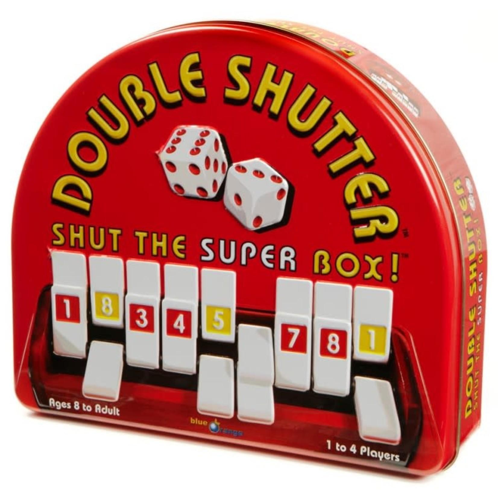Blue Orange Games Double Shutter