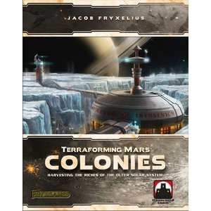 Stronghold Games Terraforming Mars The Colonies
