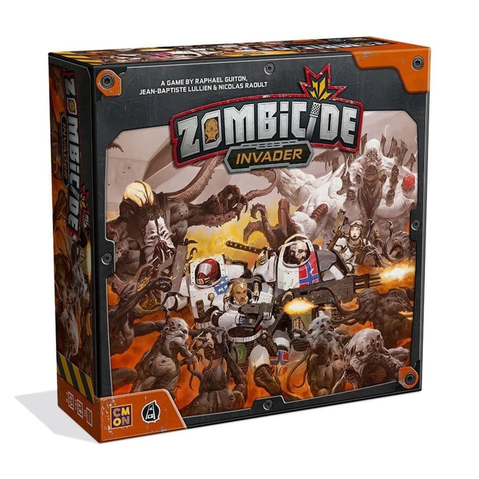 CMON Zombicide Invader