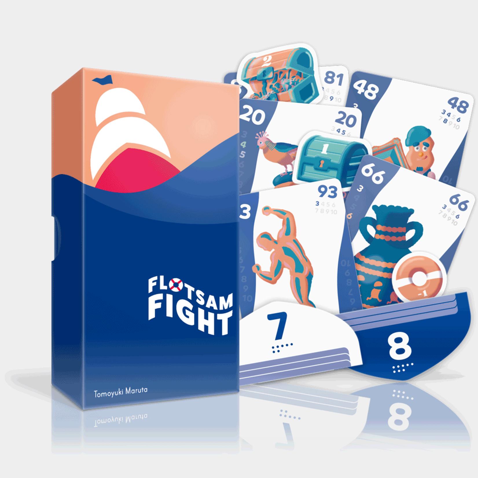 Oink Games Flotsam Fight