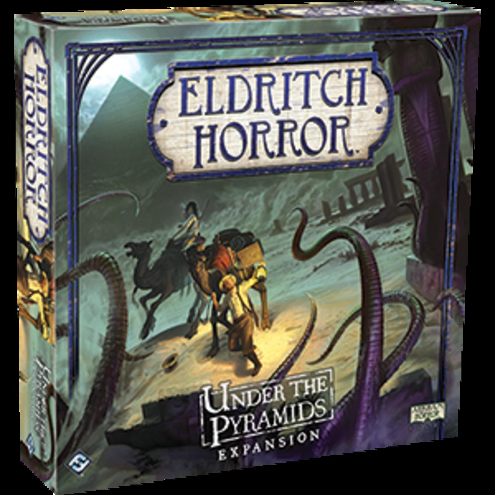 Fantasy Flight Games Eldritch Horror: Under the Pyramids Expansion