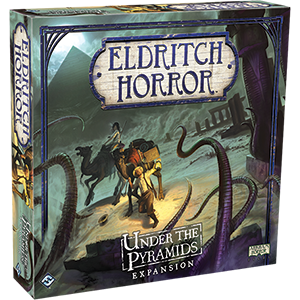 Fantasy Flight Games Eldritch Horror: Under the Pyramids Expansion