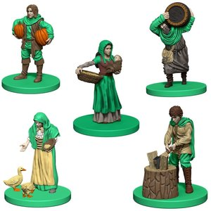 Mayday Agricola: Green Expansion