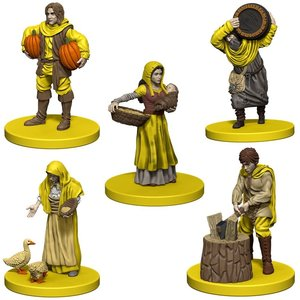 Mayday Agricola: Yellow Expansion