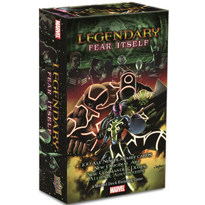Ultra Pro Legendary Marvel: Fear Itself Expansion