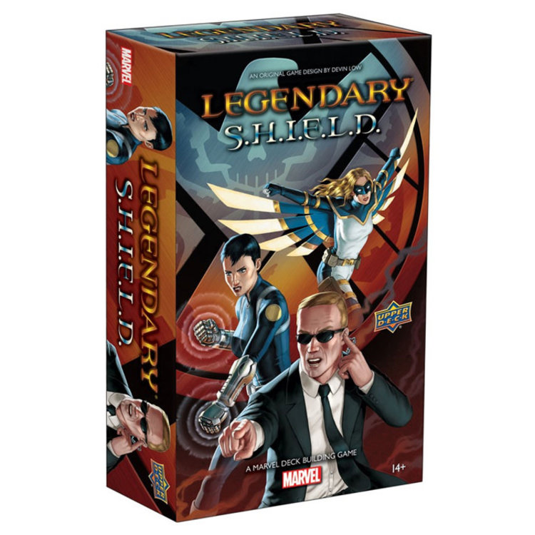 Upper Deck Legendary Marvel : S.H.I.E.L.D. expansion