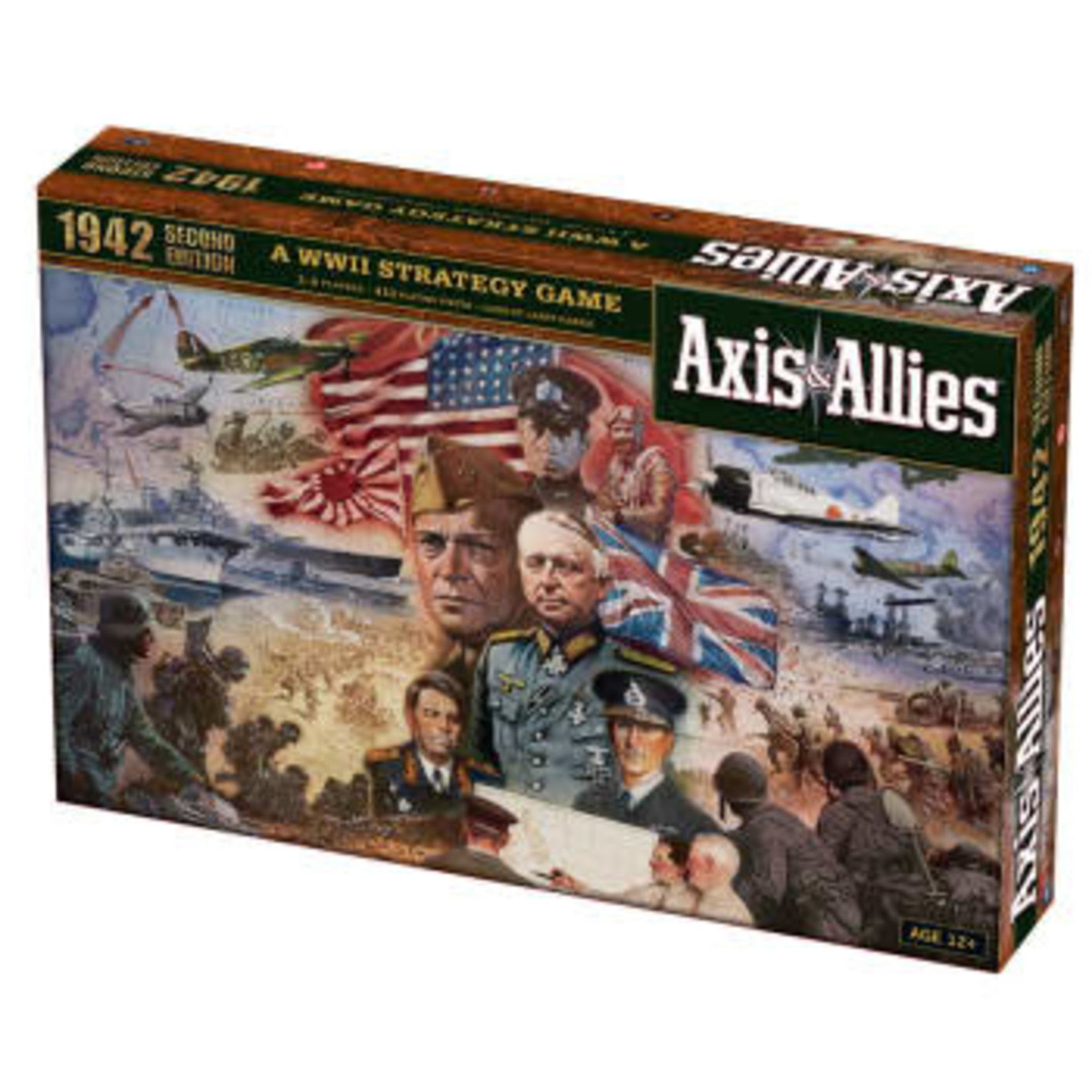 Wizards of the Coast Axis & Allies: 1942 2nd Edition