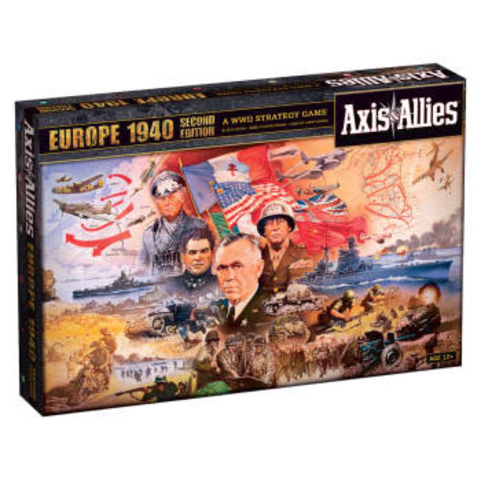 Wizards of the Coast Axis & Allies: 1940 Europe