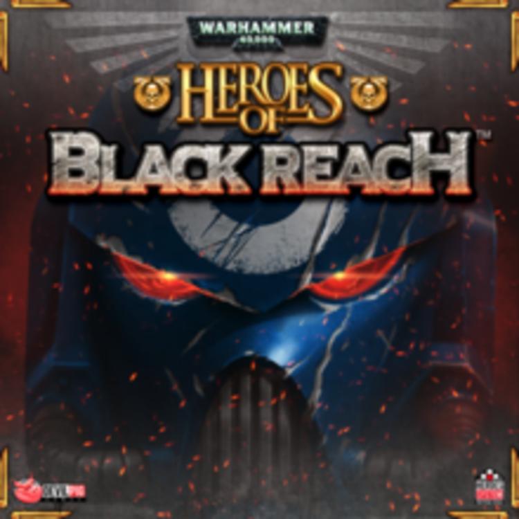 Iello Heroes of Black Reach
