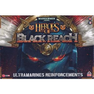 Iello Heroes of Black Reach: Ultramarine Reinforcements