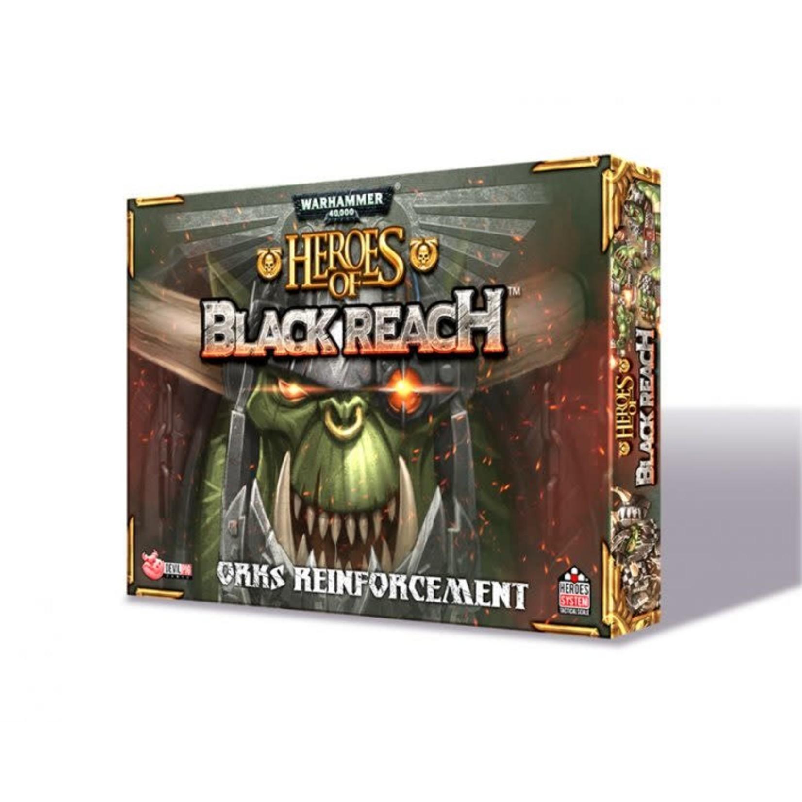 Iello Heroes of Black Reach: Ork Reinforcements