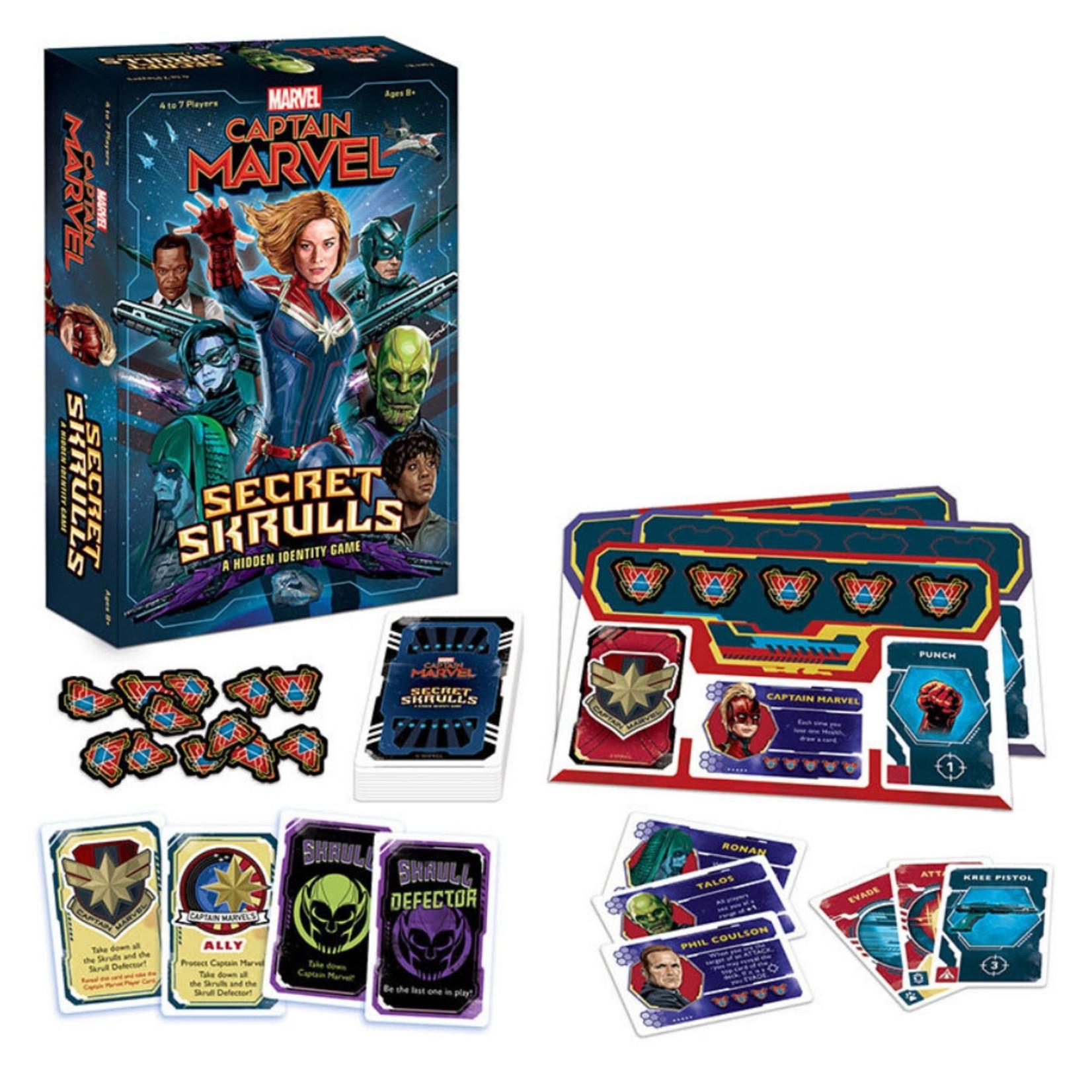 USAoploy Captain Marvel Secret  Skrulls