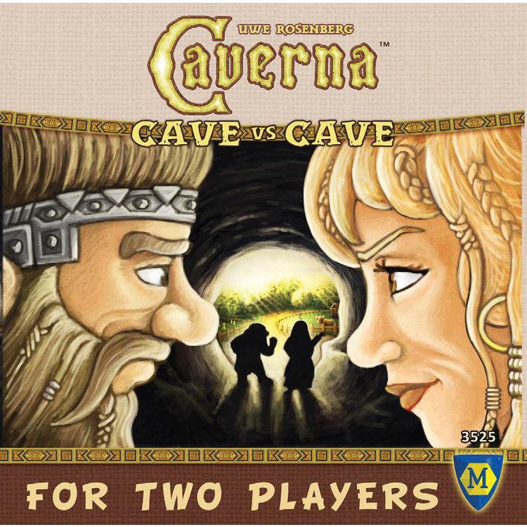 Lootout Games Caverna: Cave vs Cave