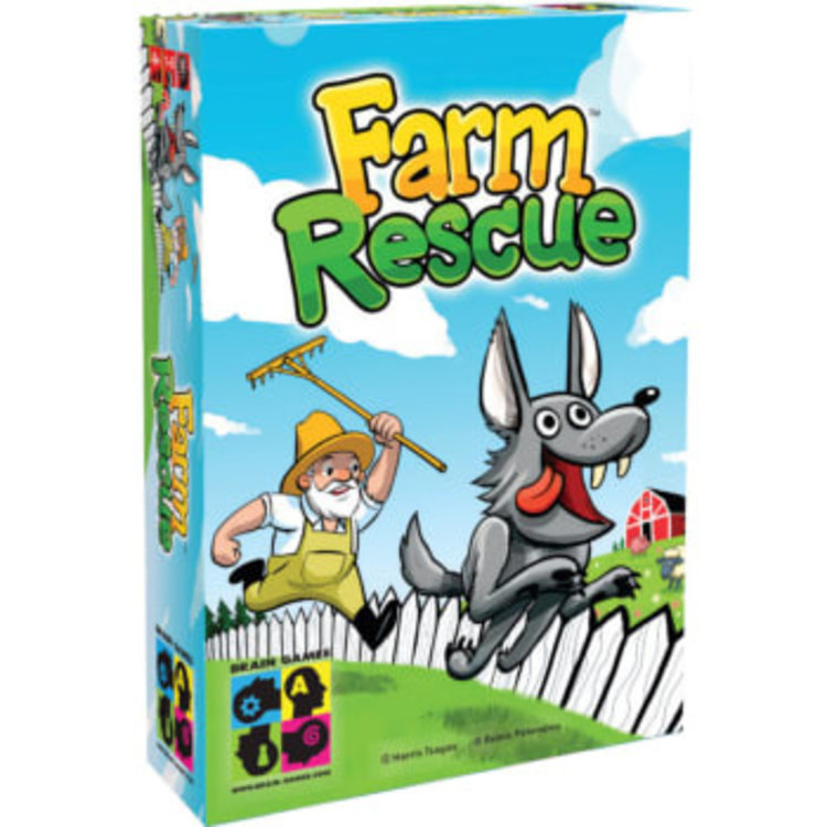 Brain Games Farm Rescue