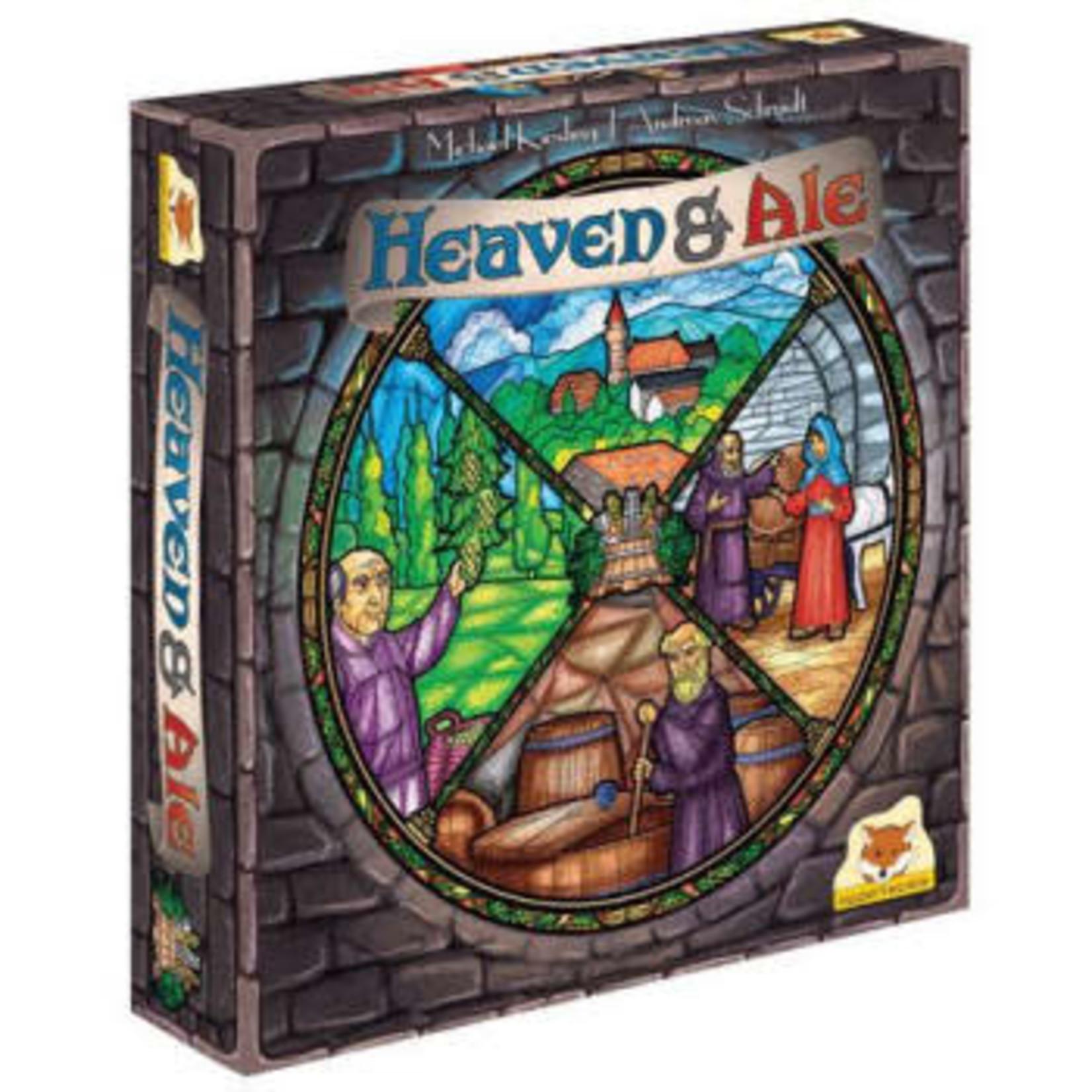 eggertspiele Heaven and Ale