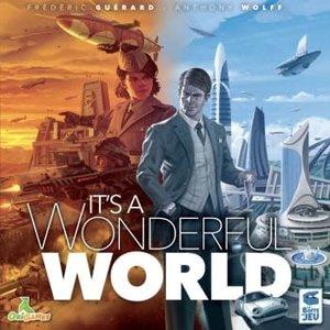 Lucky Duck Games It's a Wonderful World