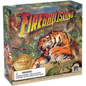 Restoration Games Fireball Island: Crouching Tiger, Hidden Bees
