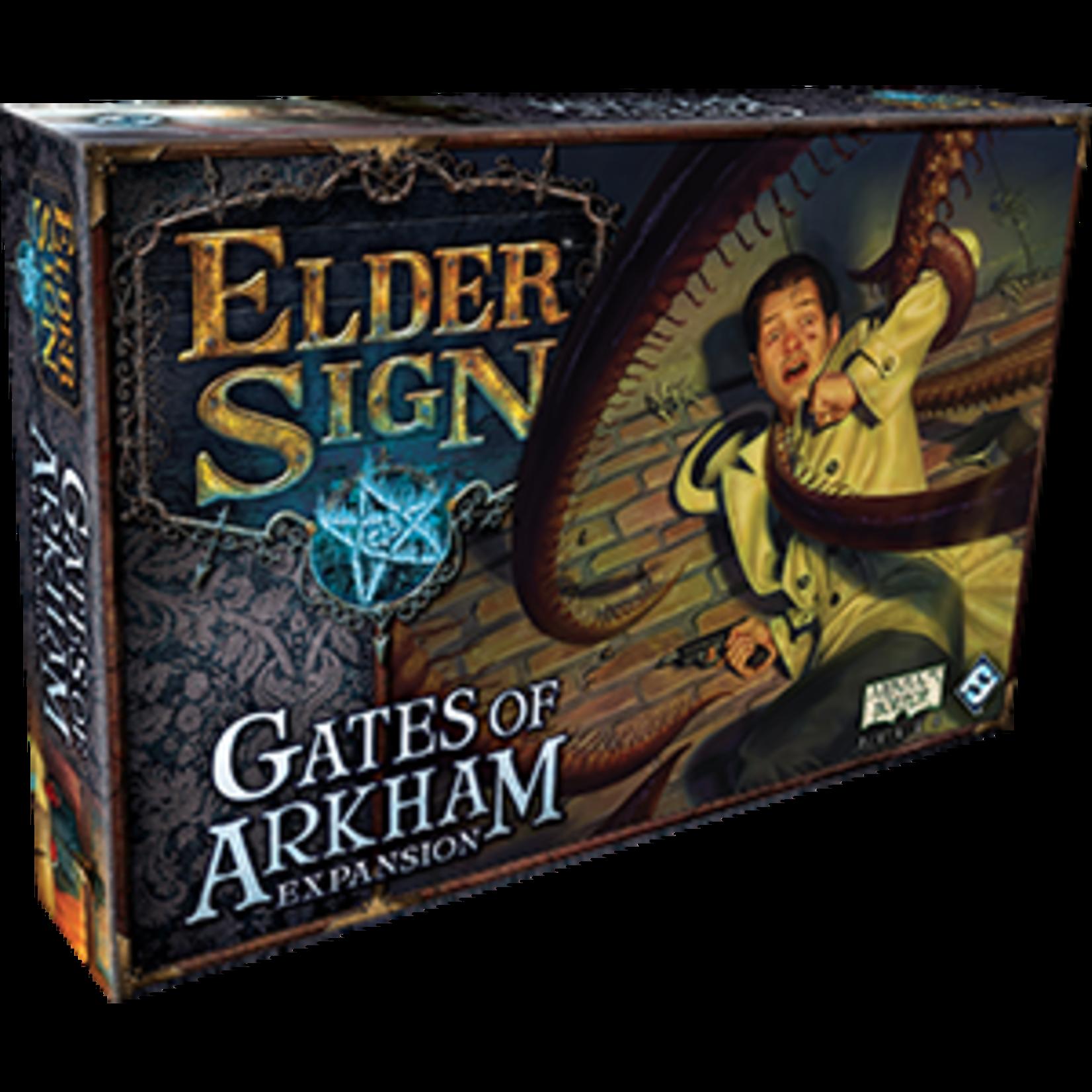Fantasy Flight Games Elder Sign Gates of Arkham Expansion