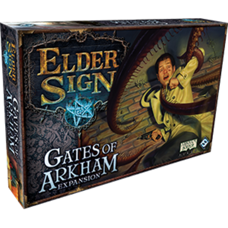 Fantasy Flight Games Elder Sign Gates of Arkham Expansion