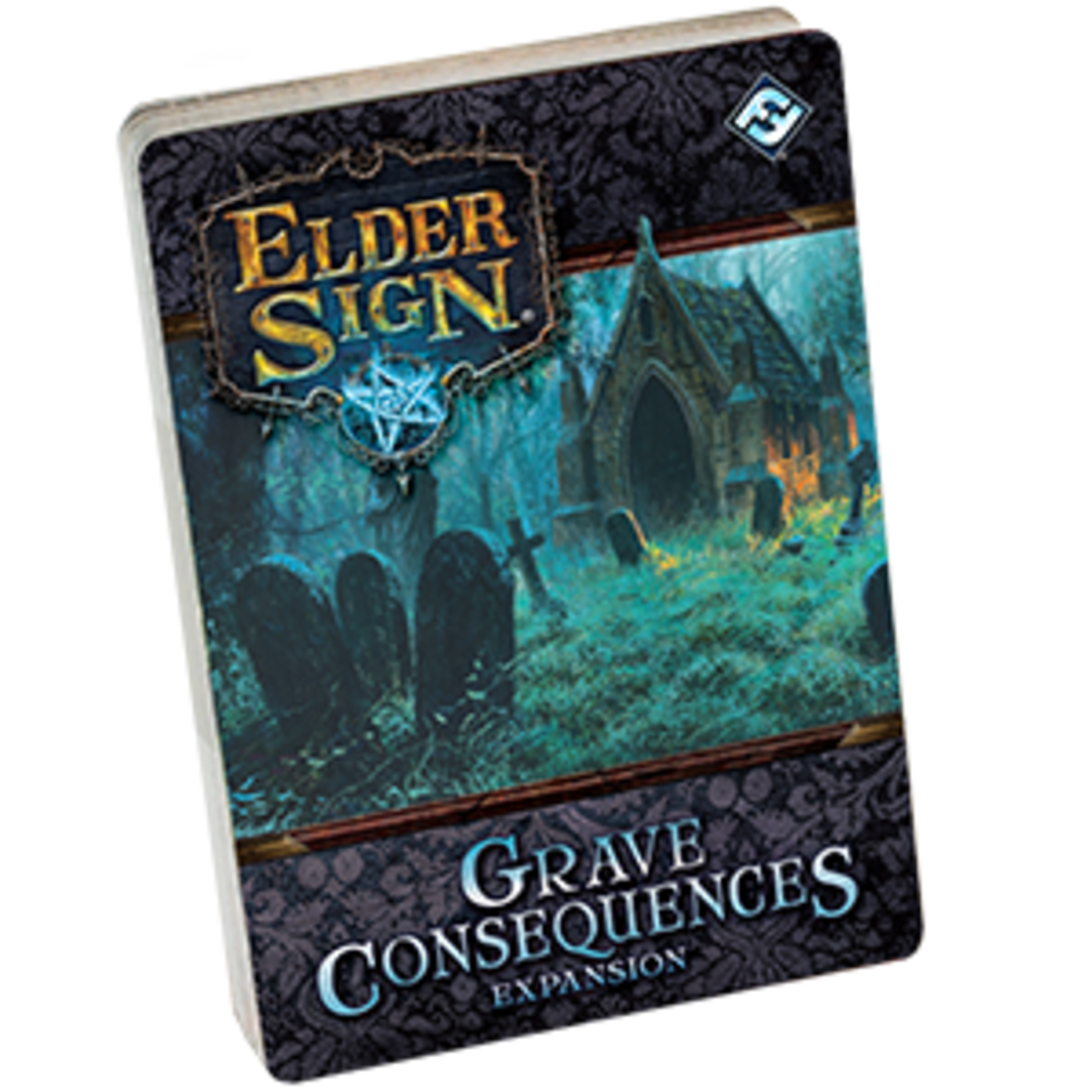 Fantasy Flight Games Elder Sign: Grave Consequences Expansion