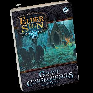 Fantasy Flight Games Elder Sign: Grave Consequences Expansion