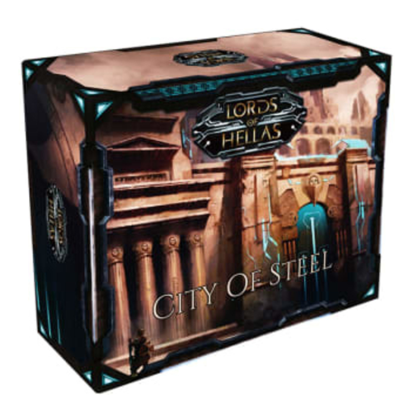 Awaken Realms Lords of Hellas: City of Steel
