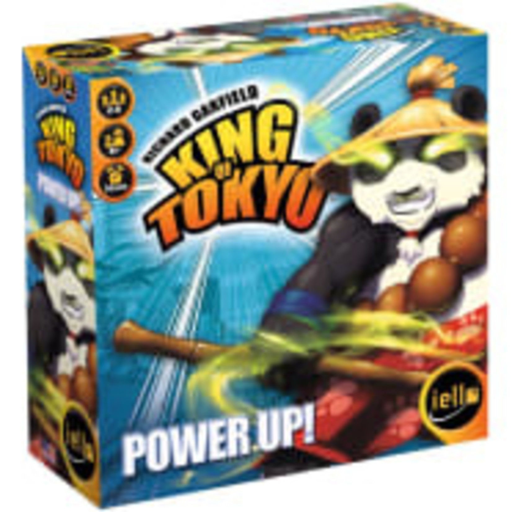 Iello King of Tokyo 2nd Edition: Power Up Expansion