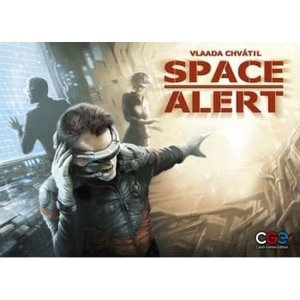 Czech Games Edition Space Alert