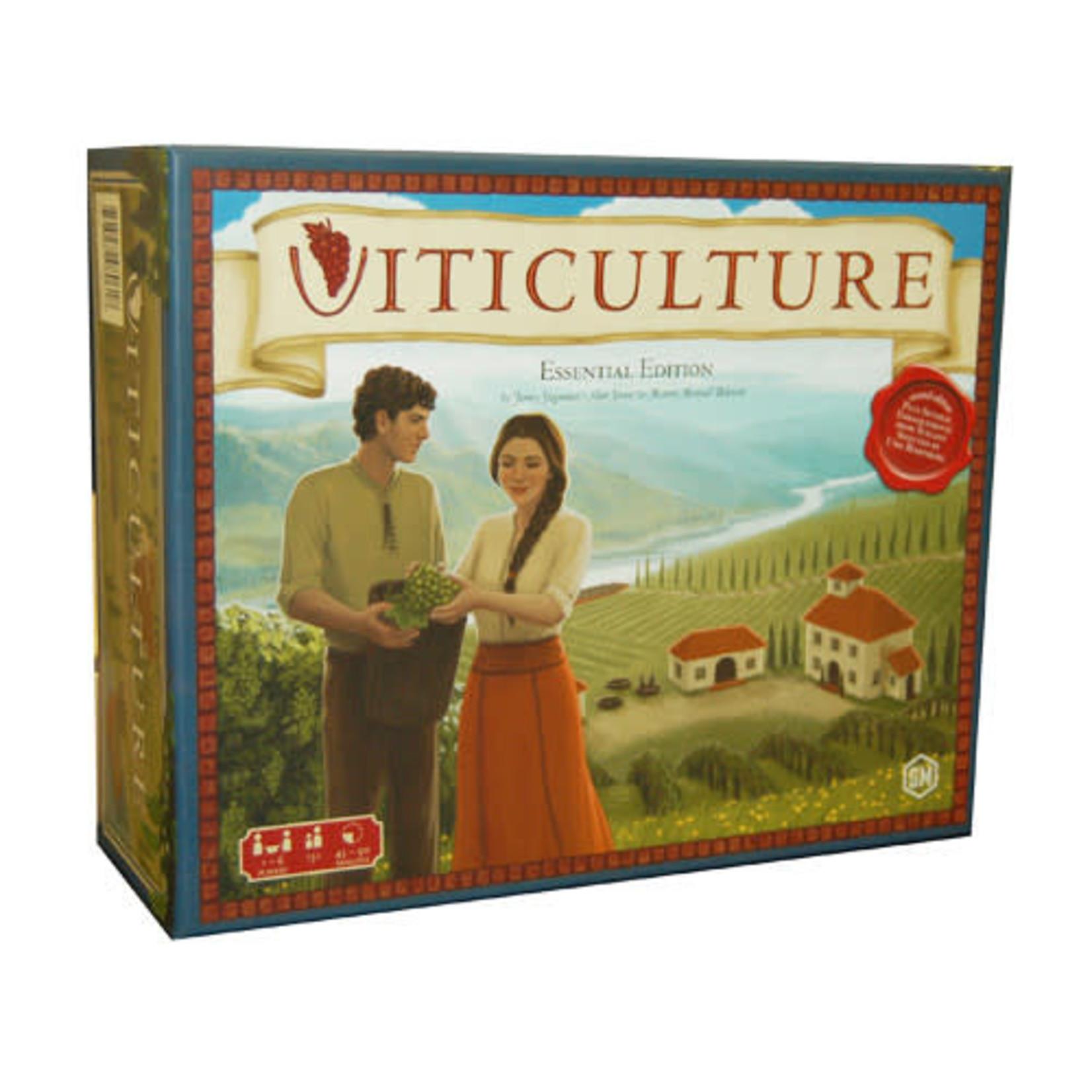 Stonemaier Games Viticulture: Essential Edition