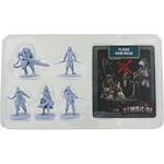CMON Zombicide Invader: Plague Survivor (Kickstarter edition)
