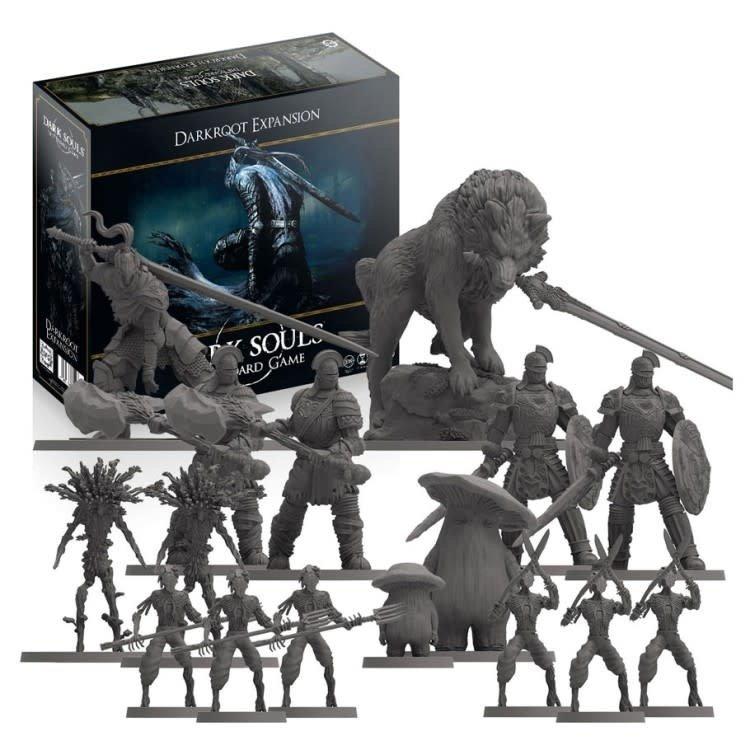 Steamforged Dark Souls Board Game: Darkroot Expansion Pack