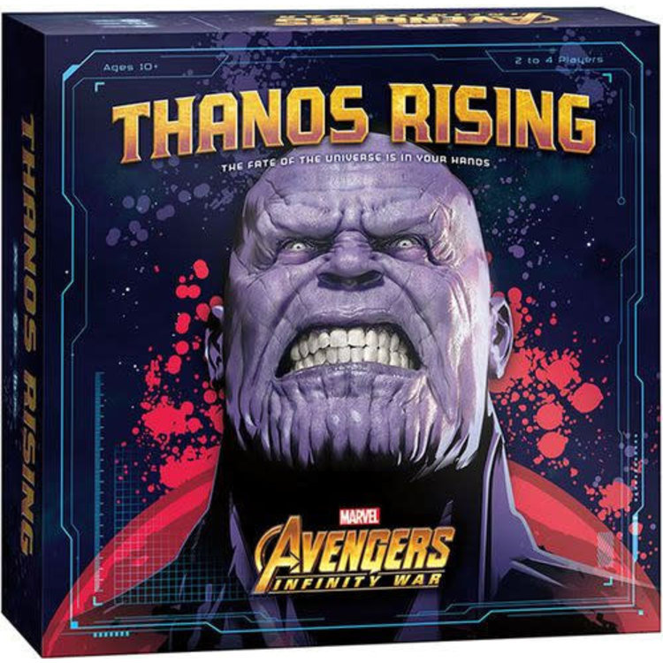 USAoploy Thanos Rising: Avengers Infinity War