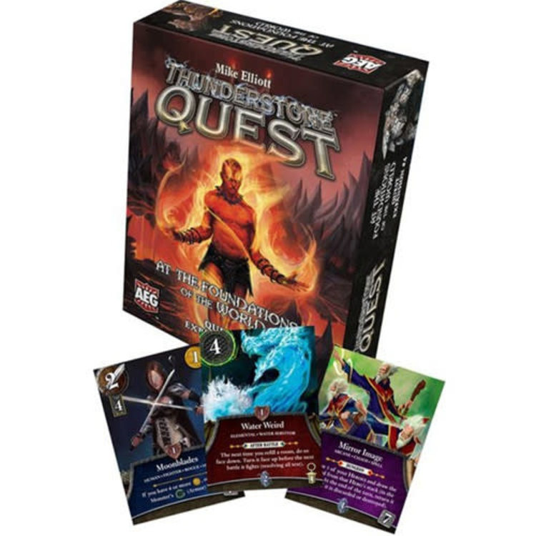 AEG Thunderstone Quest : Foundations of the World